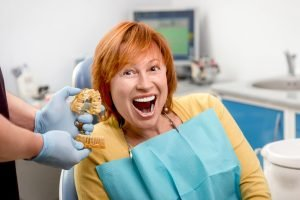 Myth: Dental Implants Look Fake