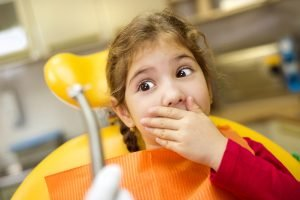 Childhood Fears from the dentist