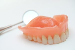Using Your Old Dentures