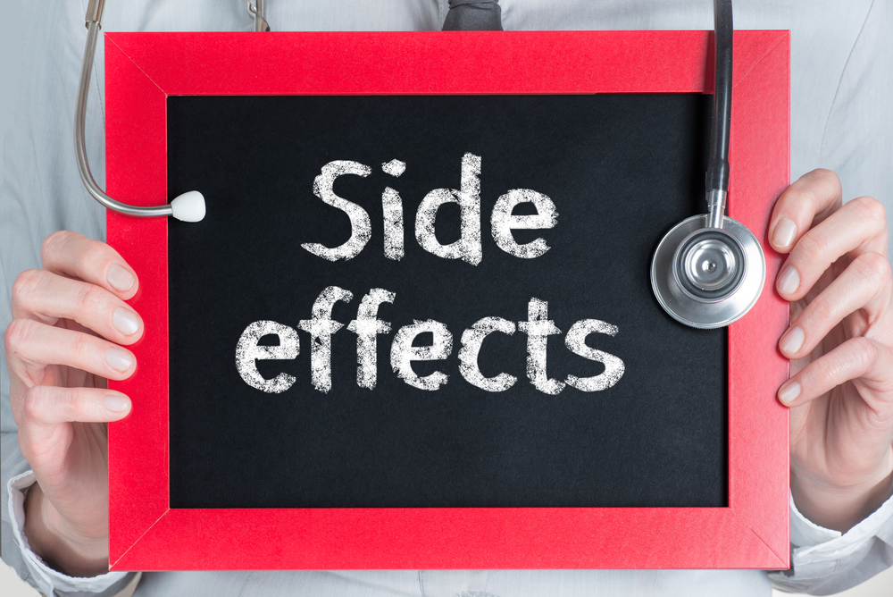 Side effects of sedation dentistry