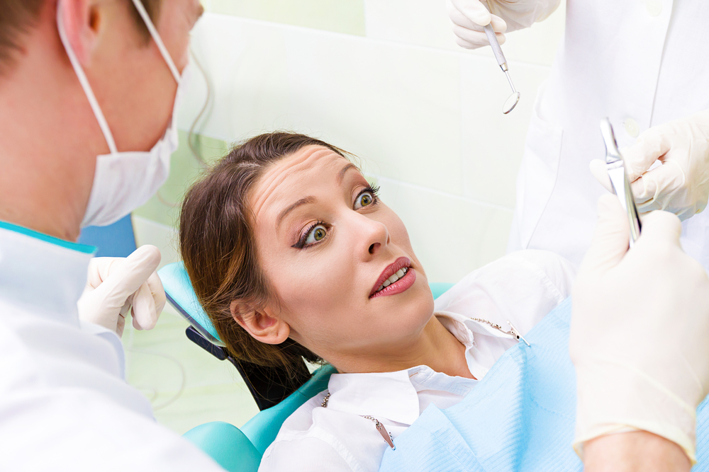 What are the Symptoms of Dental Anxiety?