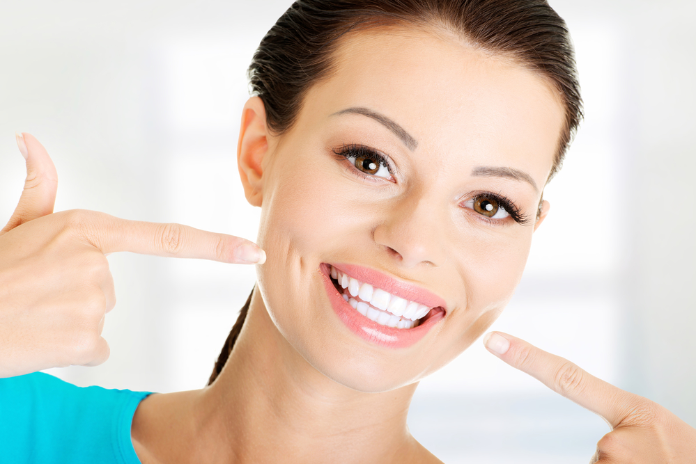 Perfect Teeth After Dental Implants