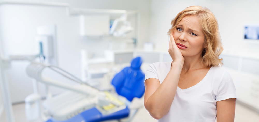 Five Common Causes of a Toothache