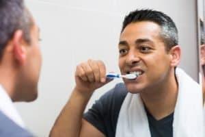 Poor Oral Hygiene Habits
