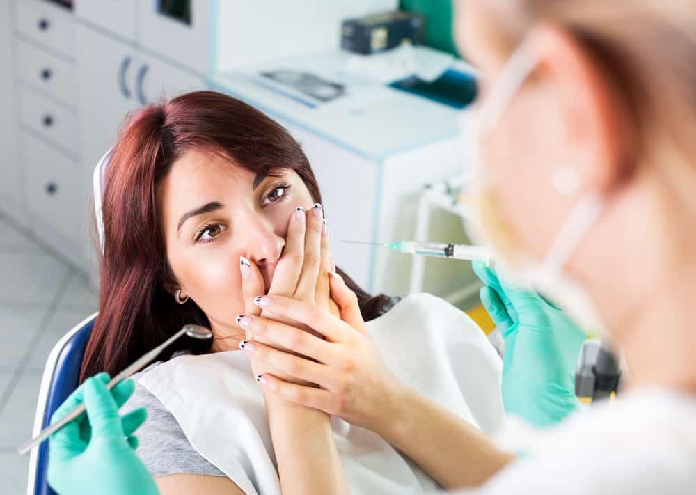 Understanding Your Fear of Drills, Needles, and Dental Procedures